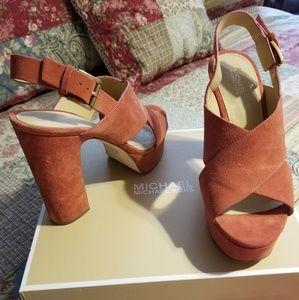 Shoes - Michael Kors heels